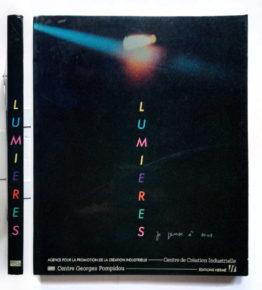 Lumieres - Centre Georges Pompidou Editions Hermé 1985